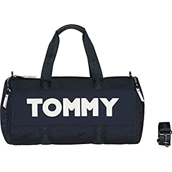 2940d37cfc Tommy Hilfiger AM0AM0416 TOMMY DUFFLE LANIERE Homme Blu UNI: Amazon ...