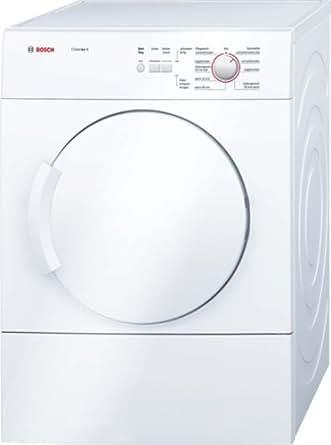Bosch WTA74101 Ablufttrockner / C / 6 kg / Weiß / Knitterschutz / DUO-Tronic