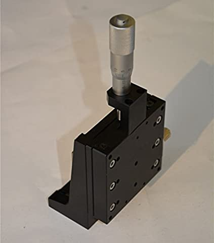 New Z Axis CNC Vertical Lift Roller Guide Plate-forme Déplacement