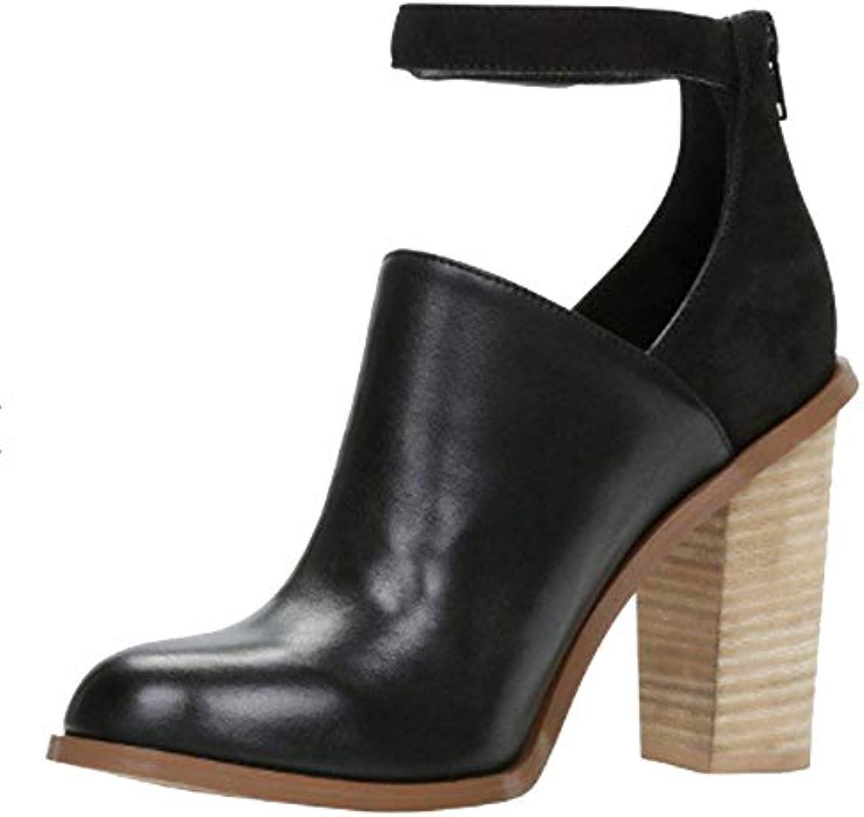 Mounter 2019 Femme Chaussures Noël DégageHommes t Taille Talon Chaussures Chaussures Talon Cuir Comfort Basic FemmeB07JN1PCKSParent cbea06