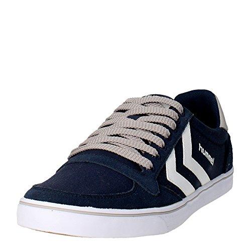 Zapatillas Bajas Para Hombres Hummel 63-943-7459 Azul