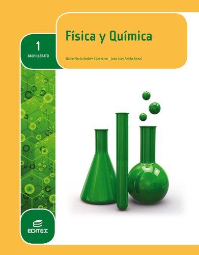 Física y Química 1º Bachillerato (LOMCE) - 9788490785089