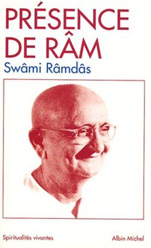 Présence de Râm (Spiritualités vivantes) par Swâmi Râmdas