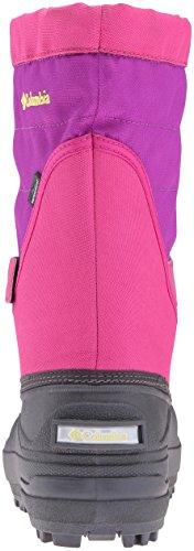Columbia Toddler Powderbug Plus Winter Boot Haute Pink/Zour