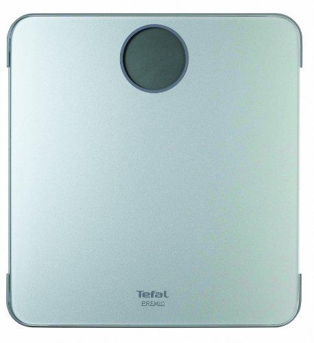 Tefal PP1200 - Báscula de baño digital, peso máximo de 160 kg, color beige