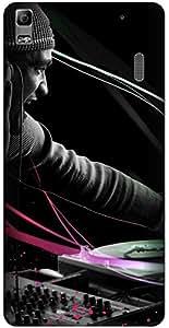 Delberto Printed Back Cover for Lenovo K3 Note