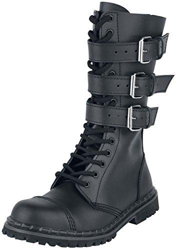 Brandit Phantom 3-Buckle Boots schwarz EU43 (Boots Buckle)