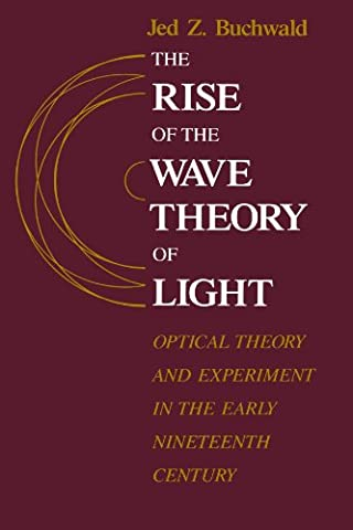 The Rise of the Wave Theory of Light: Optical Theory