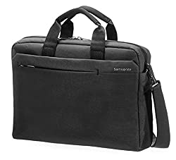 "Samsonite Network 2 Laptop Bag 17.3"" 17 Liters Black (Charcoal) 51885"