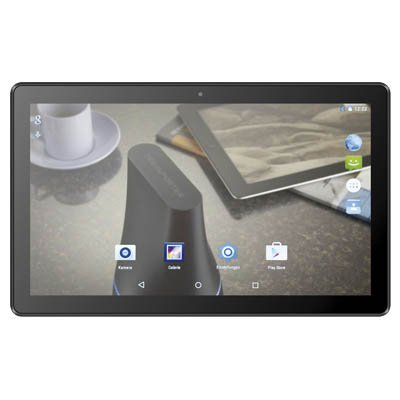 Captiva Pad 12Android Tablet 30,7cm (12,1Zoll) 32GB Wifi schwarz 1,3GHz Android 5.1