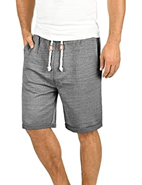 REDEFINED REBEL Memphis Herren Sweat-Shorts Fitnesshose kurze Hose