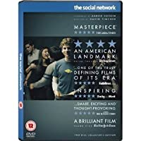 The Social Network And Bonus DVD Exclusive Special Features (2 Disc Set) - Collector's Edition