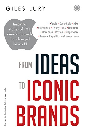 From Ideas to Iconic Brands
