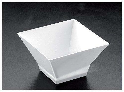 Gold Plast-COUPELLE Pagoda-12 par paquet 105x105 mm blanc