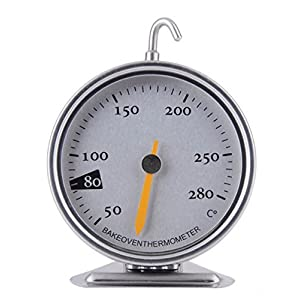Ofenthermometer Thermometer mit großer Anzeige