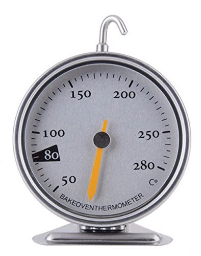 BP Ofenthermometer Thermometer mit großer Anzeige