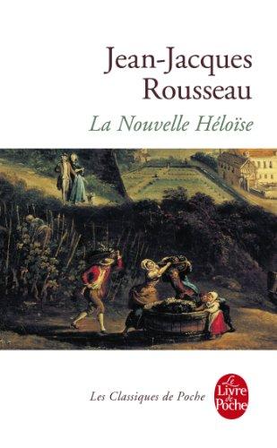 La Nouvelle Héloïse par Jean-Jacques Rousseau
