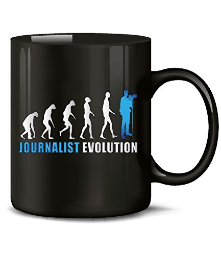Journalist EVOLUTION 5909(Schwarz-Blau)