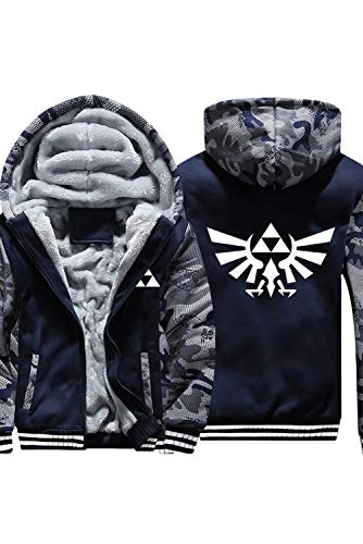 Tollstore The Legend of Zelda Kapuzenjacke Kapuzen Pullover -