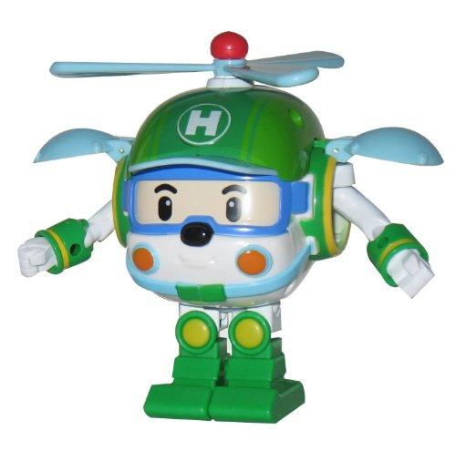 Poli Robot (Robocar Poli ,Helly, Transforming toy robot)