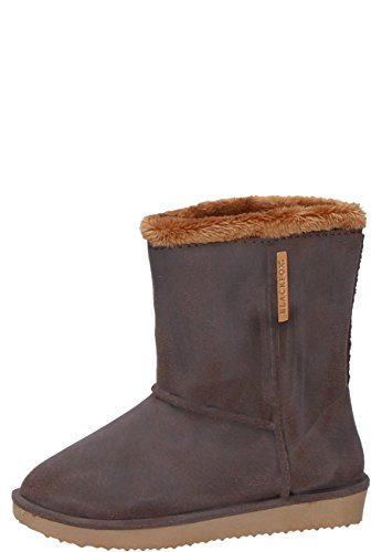 AJS CHEYENNE KIDS marron/beige, Stiefel, (Stiefel Cheyenne)