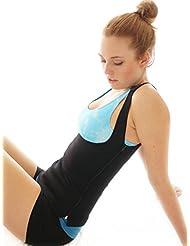 Compresión Sauna Tank Top Chaleco para mujer (neopreno, pérdida de peso, mujer
