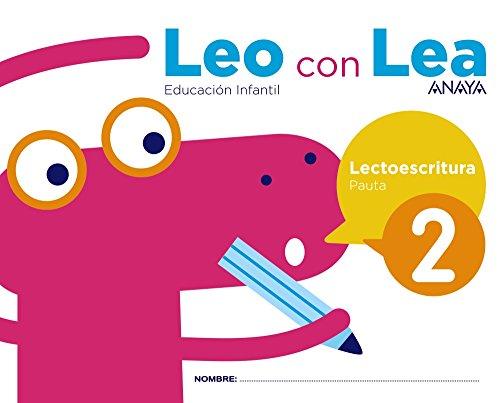 Leo con Lea 2 Pauta