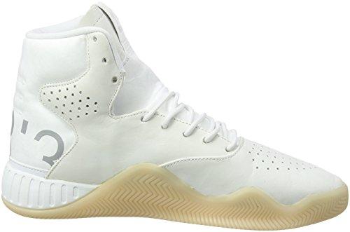 adidas Tubular Instinct, Formateurs Homme Blanc (Colored Reflective/crystal White/ftwr White)
