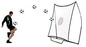 QUICKPLAY Spot Target Football Rebounder 8x5' - now with free eCOACH training app