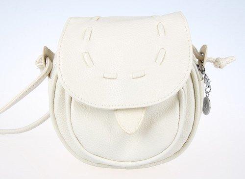 Achievess obbiettivo TM) 13 colori motivo mini-Borsa in pelle con tracolla regolabile, dicono le donne-Borsa piccola per telefono, Borsa Tote bag, giallo (Giallo) - Ae-UK-1521080449-Hao-handbag-Y bianco