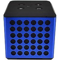 Altavoz inalámbrico, Portable Mini Square Cannon Bluetooth Audio Player (Color : Azul)