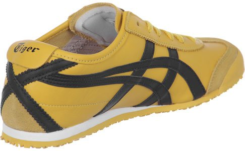 Onitsuka Tiger Mexico 66, Sneakers Basses Adulte Mixte Jaune