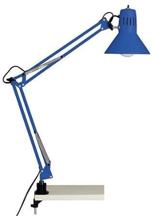 Brilliant Schreibtischlampe Schreibtischklemmleuchte Hobby