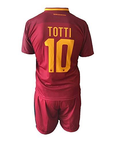 vestipassioni Felpa Totti Roma Italia Ultras