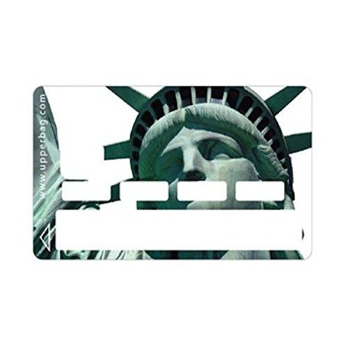 Sticker Carte bancaire New York Statue de la Liberté