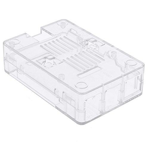 41gng6sSWrL - Zacro 3-EN-1 Kit - Kit para Raspberry Pi 3 Modelo B Caja, Cargador y Incluye el Disipador de Calor