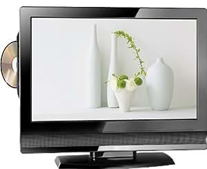 """Akira LCT-B08TDU22H Téléviseur LCD 22"""" avec lecteur DVD 720p TNT"""