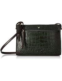 Hidesign Women's Sling Bag (Green)