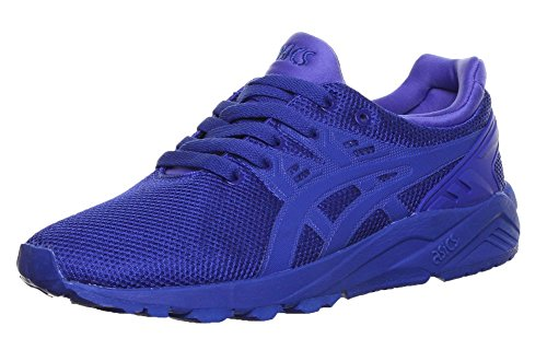 Asics Gel-Kayano Trainer Evo Unisex-Erwachsene Low-Top Blue MC1