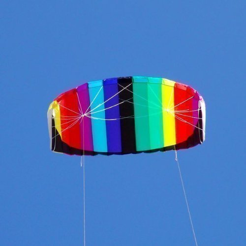 Sigma Fun, Ready to fly, Lenkdrachen von Elliot 1,3 Rainbow