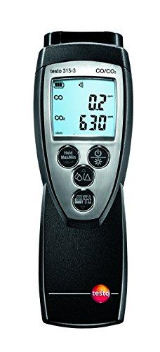 testo 300632-3155CO und CO2Messgerät für Ambient Mess-, Fall und Drucker -