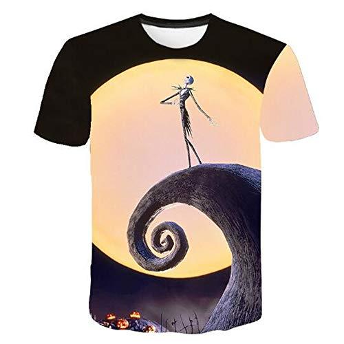 Sommert-shirtMännersommer-beiläufige Tarnungs-Druck-mit Kapuze ärmelloses T-Shirt Spitzenweste,Lässige Moon Black 4XL Wolverine Ridge