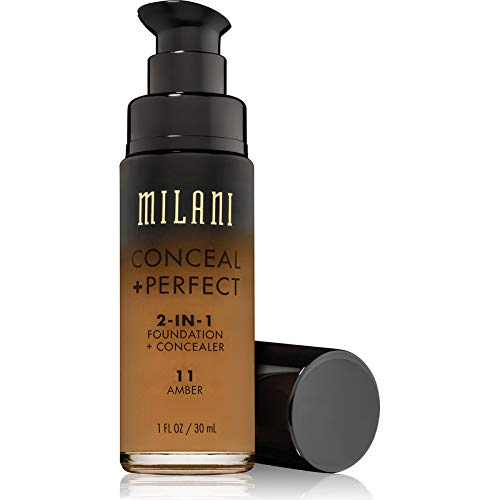 MILANI Conceal + Perfect 2-In-1 Foundation + Concealer - Amber