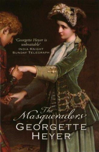 Masqueraders (English Edition) (1900 Penny)