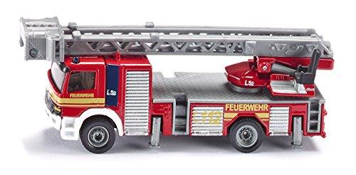 Siku - 1841 - Véhicule Miniature - Modèle À L'échelle - Echelle Pompiers 0795571698250