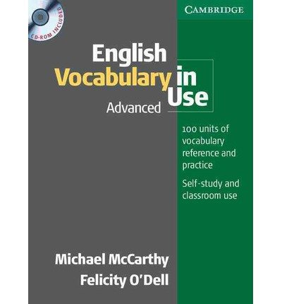 English Vocabulary in Use Advanced with Answers and CD-ROM (Mixed media product) - Common
