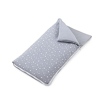 Funny Baby Codream Stars - Saco-colcha minicuna colecho, color gris