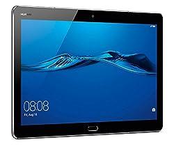 Huawei Mediapad M3 Lite Wifi 25,6 Cm (10,1 Zoll) Tablet-pc (Fingerabdrucksensor, Qualcommtm Msm8940 Octa-core Prozessor, 3 Gb Ram, 32 Gb Interner Speicher, Android 7.0, Emui 5.1) Grau