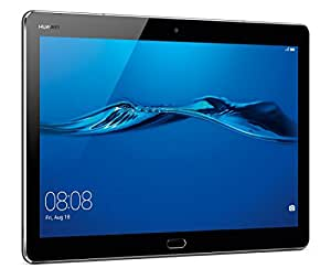 "Huawei Mediapad M3 Lite Tablet, Display da 10"", CPU Qualcomm MSM8940, Octa-Core, Memoria RAM da 3 GB, ROM 32 GB, Space Gray"