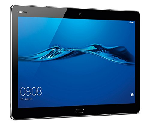 "Huawei Mediapad M3 Lite Tablet WiFi, Display da 10"", CPU Qualcomm MSM8940, Octa-Core, RAM 3 GB, Memoria interna 32 GB, Space Gray"
